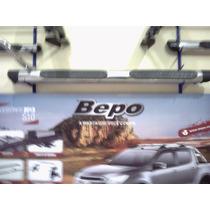 Estribo Nova Ecosport 2013 Oval Cromado Bepo