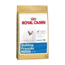Ração Royal Canin Bulldog Francês Junior - 1kg