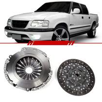 Kit Embreagem S10 Blazer 2001 2000 99 98 97 96 4.3 Chevrolet