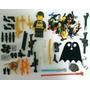 Lego Armas Lote Com 41 + Mãos De Brinde