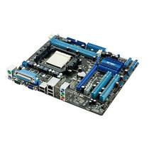 Placa Mãe Asus M4n68t-m Le V2 Amd Socket Am3+ E Processador