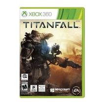 Titanfall Legendas Em Português - Jogo Xbox 360 - Semi Novo