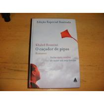 Livro Caçador De Pipas - Edição Especial Com Fotos