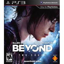 Beyond Two Souls Ps3 Lacrado Pronta Entrega
