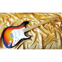 Guitarra Tagima T-735 Custom - Com Roller Nut Fender!