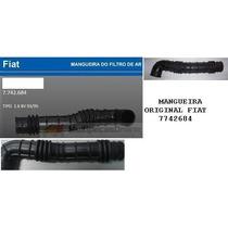 7742684 Mangueira Filtro Ar Fiat Tipo 1.6 8v 93/95 Original