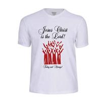 Camisas Camisetas Jesus Evangélica Deus Frases Jovem Gospel