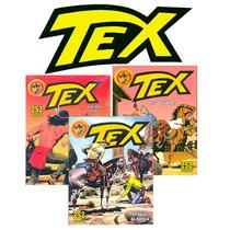 Revista Tex Em Cores Vários Nºs Disponíveis - Avulso!