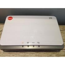 Roteador Modem 3g Zte Mf612 Wifi Telefone Internet Rural