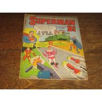 Superman Bi 1ª Série Nº 27 Julho/1969 Editora Ebal Original