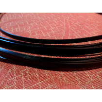 Filete Preto 6mmx1,60mts Binding Para Luthier