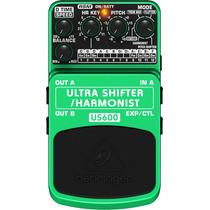 Us600: Pedal Ultra Shifter Harmonist Us 600 - Behringer