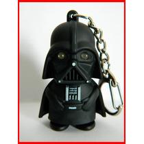 Chaveiro Darth Vader Som E Led Star Wars Frete Grátis Brinde