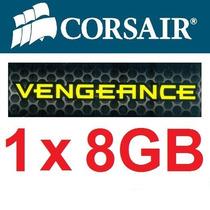 Memória Corsair Vengeance 1x 8gb Ddr-3 1600mhz