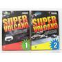Dvds Super Volcano Vols. 1 E 2 - Documentário Bbc -vulcão