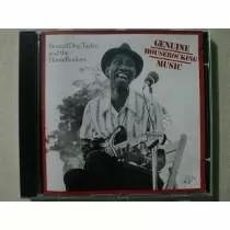Cd Hound Dog Taylor - Genuine Houserocking Music - Imp