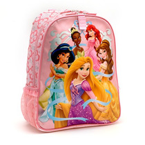Mochila Disney Store Princesa Pronta Entrega Original