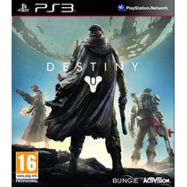 Destiny Ps3 - Código Psn - Pré-venda
