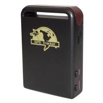 Rastreador Veicular Pessoal Gps Tk102 Espião Moto Carro