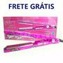 Prancha Nano Baby Liss Titanium Original Pink