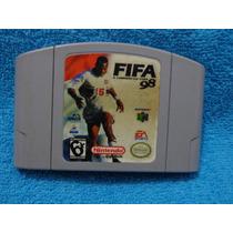 Fifa 98 - A Caminho Da Copa (n64 - Original)