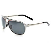 Óculos Triton Pla158 - Aluminum Cinza C/ Laranja - Uva/uvb