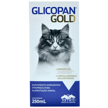 Glicopan Pet Gold 250 Ml _ Vetnil