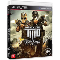 Jogo Ps3 Army Of Two The Devils Cartel Webfones