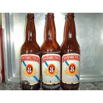 Garrafa Antiga Cerveja Antárctica