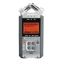 Gravador Digital Zoom H4n Handy Recorder + Acessórios Novo