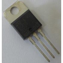 Triac Bta10 700c - Metálico - To220 Emb. C/10 Pçs