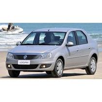 Calha Chuva Renault Logan Apos 2013 - 4 Portas
