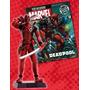 Miniatura Marvel Deadpool Eaglemoss + Revista