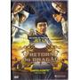 Dvd O Retorno Do Dragão - A Cidade Perdida