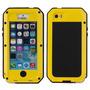 Capa Case Lunatik Taktik Iphone 4s 4 Metal E Vidro Temperado