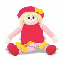Pelúcia Boneca Lilica - Boneca De Pano - Soft Toys