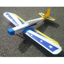 Aeromodelo Em Pastinha Pinhos Modelismo **r$110,00 **
