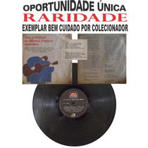 Lp - Viva O Festival Da Música Popular Brasileira - Raridade