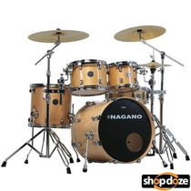 Bateria Nagano Concert Traditional Lacquer Bumbo 20 - Gldnt