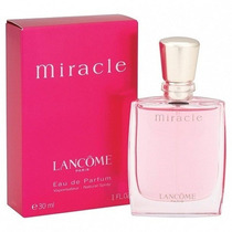 Perfume Miracle Eau De Parfum Feminino 100ml - Original