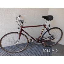 Bicicleta Antiga Nishik Quadro 54 Ano 76 Japan N Caloi Trek