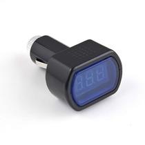 Voltímetro Digital Automotivo 12-24v Bateria Carro/caminhão