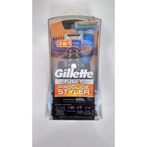 Gillette Fusion Progride Styler 3x1