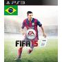 Fifa 15 Ultimate Ps3 Pt-br Código Psn Envio Imediato