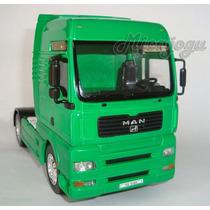 Man Tg 510a Xxl 1/32 Welly Iveco Volvo Scania Caminhão
