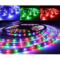 Luz Pisca Natal Led Controle Remoto Decoração Arvore 5 Metro