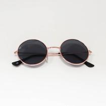 Oculos De Sol Redondo Beatles John Lennon Ozzy Retro Vintage