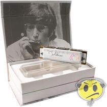 Gaita Diatônica Hohner John Lennon C/ Case Oferta Kadu Som