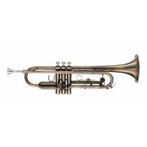 Trompete Michael Wtrm56 Bb Escovado # Produto Novo