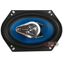 Alto Falante Coaxial H-buster Bslc - 5733 5 X 6 35w Rms